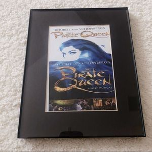 The Pirate Queen Poster in Frame